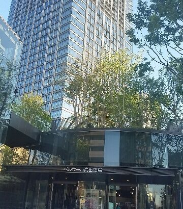 新宿ガーデンタワー、ベルサール高田馬場への行き方